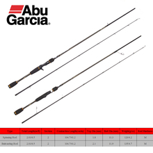 ABU GARCIA Carbon  Spinning Fishing Rod