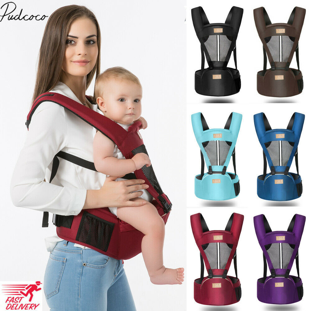 2019 Activity Accessories Baby Carrier With Hip Seat Removable Multifunctional Waist Support Stool Strap Backpacks Carriers|Backpacks & Carriers| |  - AliExpress