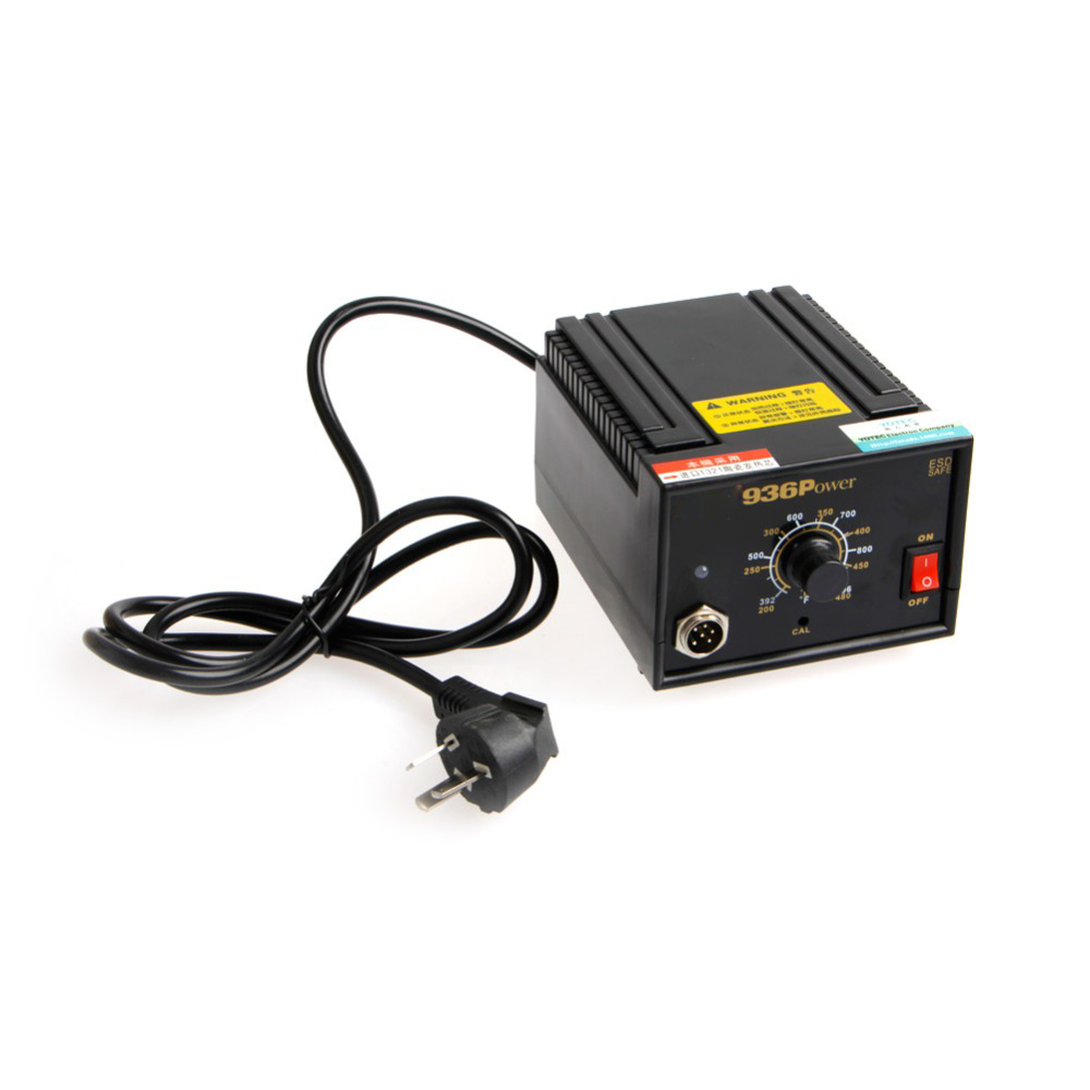 936 Power Electric Soldering Station SMD Rework Welding Iron 110V 220V-831F
