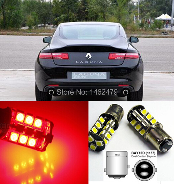buy 2 x 1157 bay15d p21 5w car led stop tail bulbs brake lights bulb for. Black Bedroom Furniture Sets. Home Design Ideas