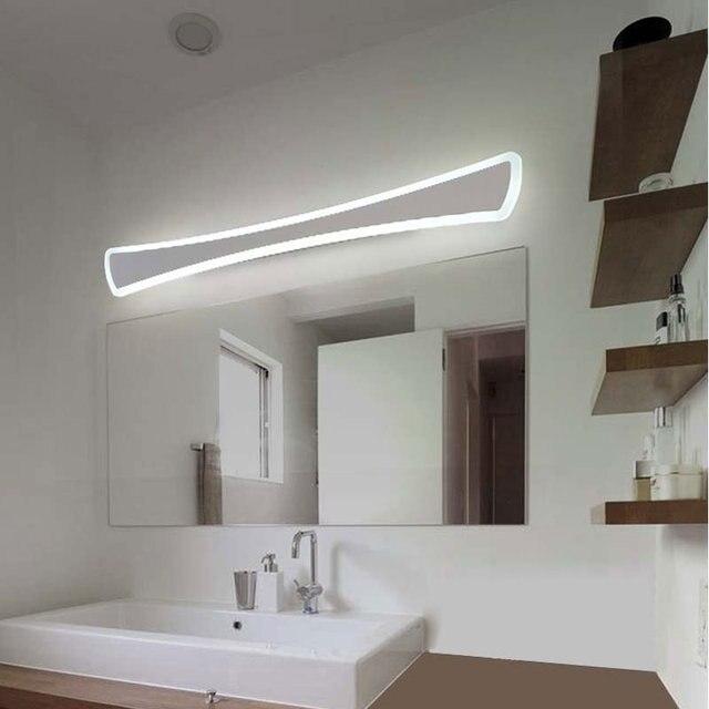 Moderen Nordic Lampu Dinding LED Sconce Luminaria Dapur Kamar Mandi