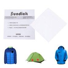 Водонепроницаемый прозрачный самоклеющийся нейлоновый стикер, тканевые нашивки для палатки, куртки, ремонтные ленты, патч, аксессуары