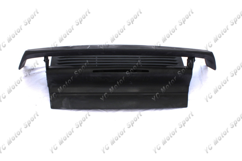 2001-2005 Porsche 911 996 TurboGT2 Techart GT Street Style Rear Spoiler Wing with Deck Lid (4)
