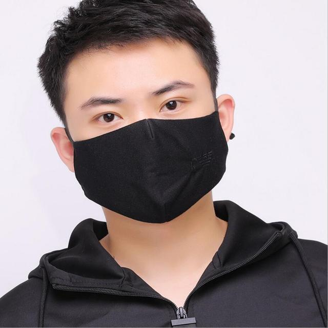 NEW Boys girls Autumn Spring Breathable mouth mask anti-dust cotton masks Mouth-muffle male Mask Flu Face masks for men 2