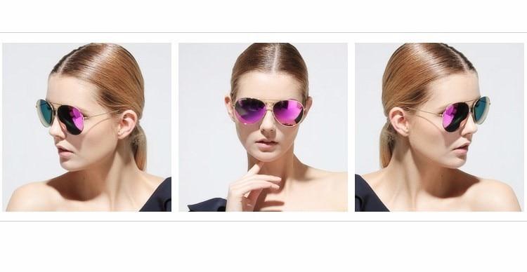 Fashion Aviator Sunglasses Women Men Brand Designer Male Sun Glasses For Women Lady Sunglass Female Mirror Glasses oculos de sol (28)