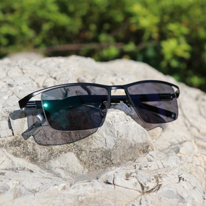 Image 3 - Myopia Sunglasses Photochromic Finished Men Women Myopia Eyeglasses Frame with color lens Sun glasses Myopia Eyewear  1.0  1.5