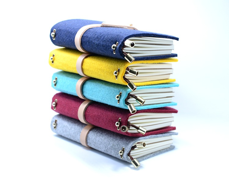 New Arrival! Fur Journal Traveler Notebook Diary Poacket Planner Mini Refill Pages Folder Diary Business Office Supplies Gifts benro a3573fs6