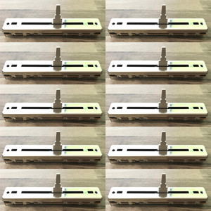 Image 1 - 10 قطعة CROSSFADER DCV1006 for بايونير DJM 300 400 500 600 قطع الغيار ، DCV 1006 for ALPS