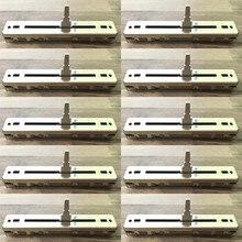 10pcs CROSSFADER DCV1006 עבור פיוניר DJM 300 400 500 600 חילוף, DCV 1006 עבור האלפים