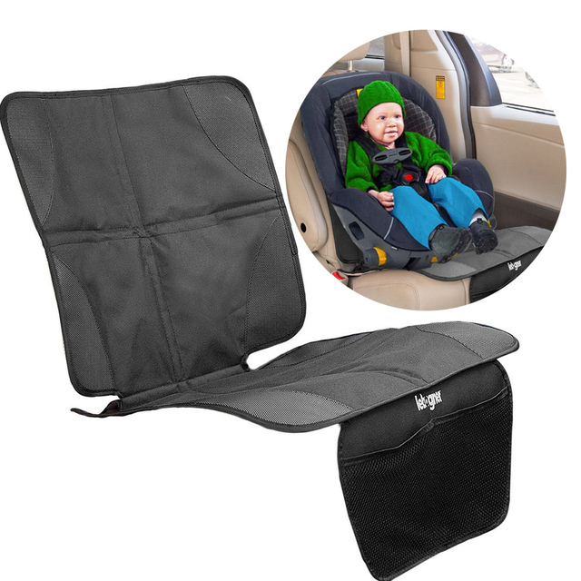 baby infant kids children car seat protector easy clean non slip cover