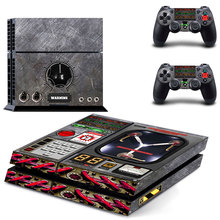 PS4 skin star wars Vinyl Skin Sticker Cover For PS4 Playstation 4 Console + Controller Decal
