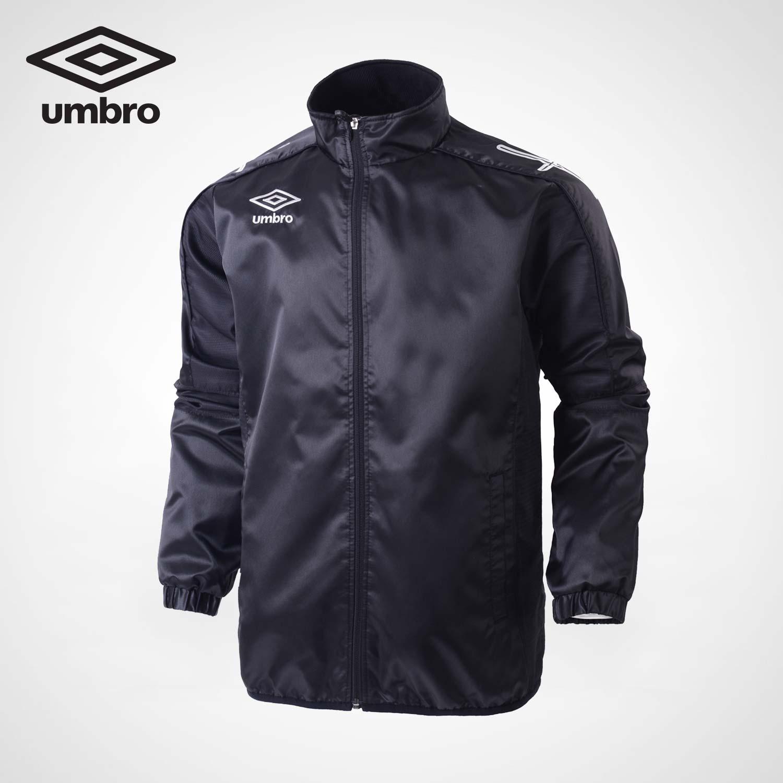Umbro Для мужчин спортивная куртка Длинные рукава пальто кардиган на молнии обучение куртка Фитнес быстросохнущая Водонепроницаемый ubs4710p