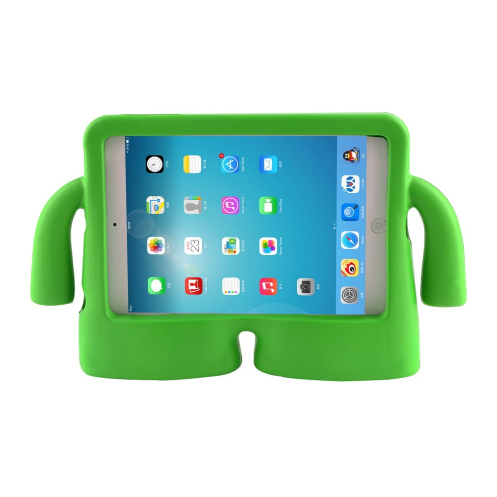 Shockproof Kids Handle EVA Foam Case Cover For Apple iPad Mini 2