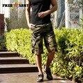 Summer Camo Casual Shorts Men Summer Army Tactical Cargo Shorts Cotton Designer Shorts Loose Plus Size Brand Clothing Mk-722B