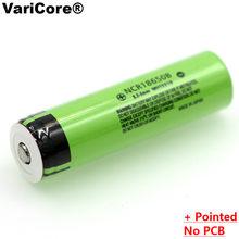 VariCore – batterie Rechargeable au Lithium, nouveauté, 3.7 v, 3400 mAh, 18650, avec piles pointues (sans PCB), 3 pièces/lot