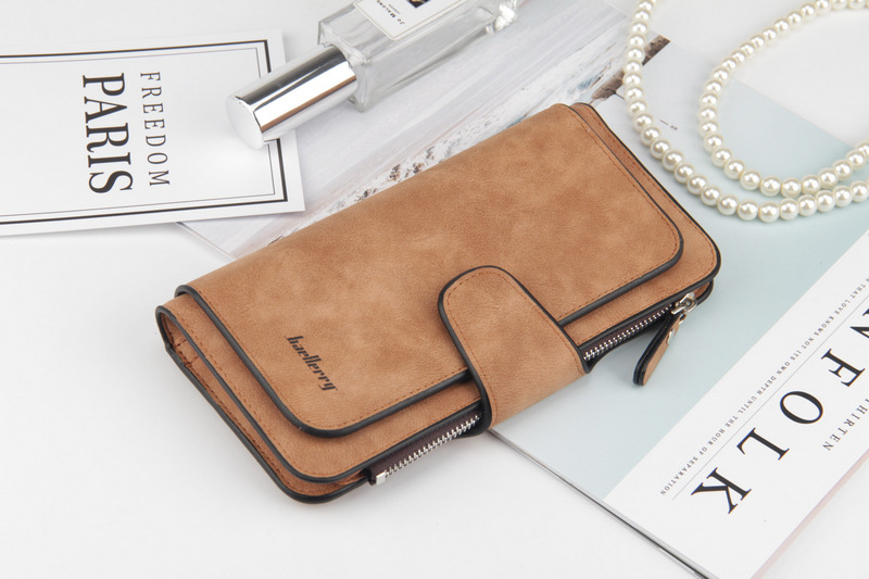 Women's Casual Leather Wallet