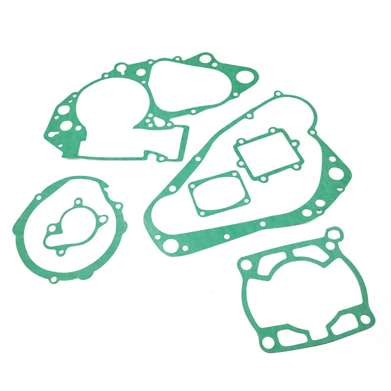 LOPOR Motorcycle engine gaskets include cylinder gasket crankcase covers kit set  For SUZUKI RM250 RM 250 1992 1993