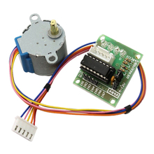 New Style 5V Stepper Motor 28BYJ-48 + ULN2003 Driver Test Module for Arduino
