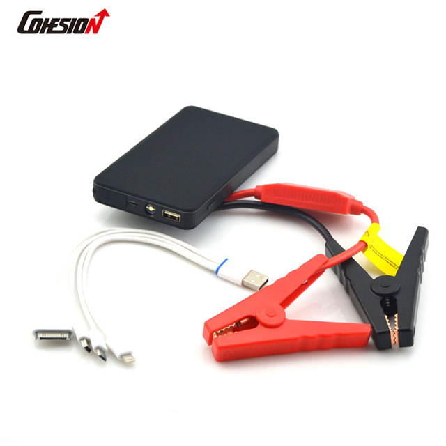 Hot 6000mAh Mini portable emergency car jump starter k21