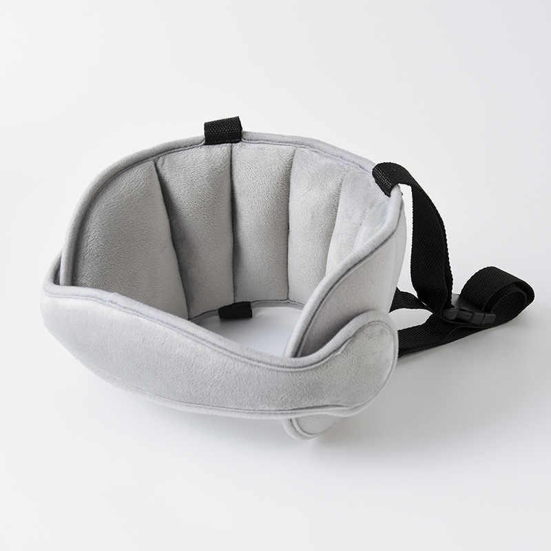 Безопасность детей малышей Автомобильная подушка для сна подушка для шеи в автомобиль защита головы ремень шеи ворс защитная голова мягкий детский подголовник