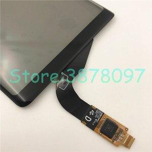 Image 4 - Оригинальный сенсорный экран для Samsung Note 8, дигитайзер сенсорного экрана, стеклянная панель для Samsung Galaxy Note 8, Note8, N950, сенсорная панель