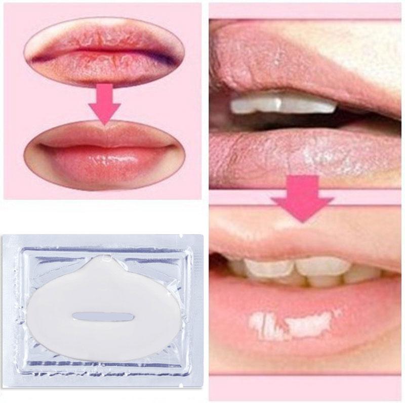Free-shipping-2Pcs-lot-Collagen-Crystal-Lip-Mask-Membrane-Moisture-New-wholesale