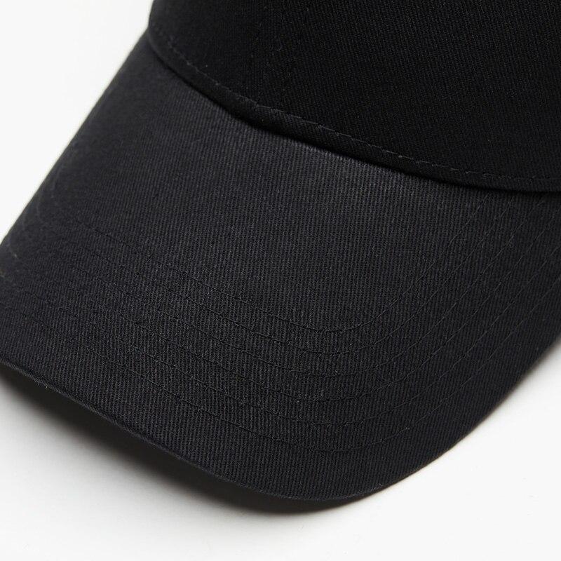 baseball-cap-pure-color-black-detail-visor