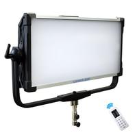 300 W RGBW LED Lampe beleuchtung Weiterhin Weiche LED Lampe Fotografie Studio licht Set für Video Film MV 12 Spezielle effekte-in Fotolampen aus Verbraucherelektronik bei