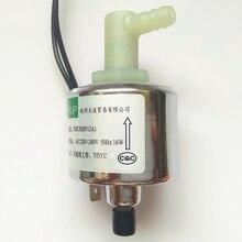 Miniature solenoid pump model 30DCB (SP-12A) power AC220-240V- 50HZ 16W