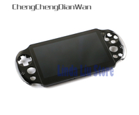 5pcs/lot Original new for ps vita psvita 2000 lcd display with touch screen digital assembled for psv2000 psv 2000