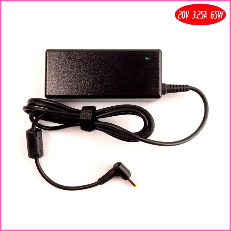20 V 3.25A 65 W Замена адаптера переменного тока питания для ноутбука Зарядное устройство для lenovo V360 V360A V450 V460 V470 V570 B460 B570 B575 1450 A5U