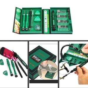 Image 5 - LAOA 38 in 1 Screwdrivers Set Precision Screwdriver bit set Laptop Mobile phone Repair Tools Kit Precise Screw Driver Hand tools