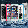 For iPhone 6 6S 7 Plus Waterproof Case life Water Proof Cases 5 5S SE Shockproof Anti-dirt Phone Cover Case