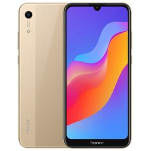 Image 4 - Мобильный телефон Honor 8A глобальной прошивки, экран 6,09 дюйма, восьмиядерный процессор MT6765, на базе Android 9.0, 13 Мп+8 Мп, аккумулятор 3020 мАч, смартфон со сканером лица