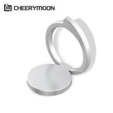 CHEERYMOON Comma Series Holder Holder Universal Mobile Phone Ring Desk Stand Metal Finger Grip For iPhone Samsung Huawei Bracket