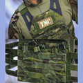 Multicam Tropic JPC tactical vest carrier exported material MTP Molle Tactical vest