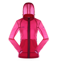 Ultra Light Running Jackets Women Skin Clothing Sunscreen Breathable Waterproof Outdoor Raincoat New Lady Fitness Sport