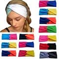Twist Turban Headbands for Women Stretch Hairbands Headbands Head Wrap Head Band Bandana Girls Hair Accessories