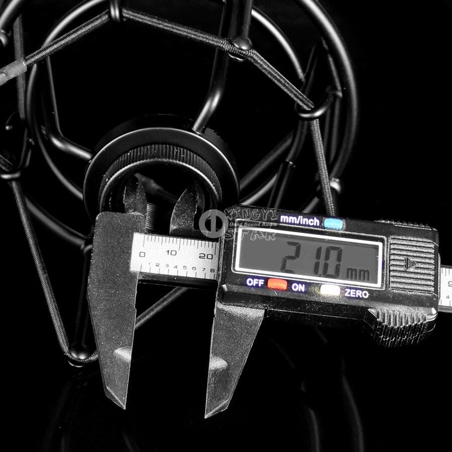 Metal Spider Microphone 5