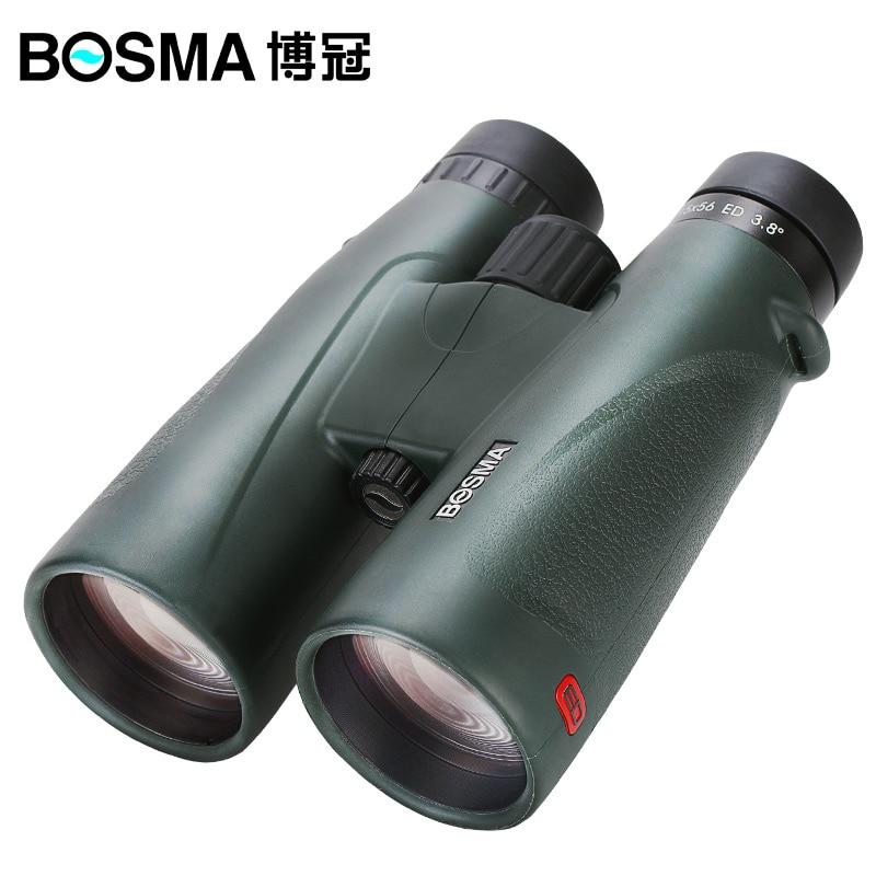 BOSMA Brilliance II Portable Binocular ED 8x56 15x56 HD Photography Professional Waterproof Telescope