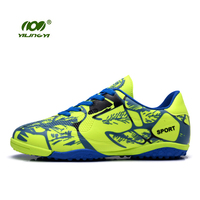 YILINGYI Lovers Soccer Shoes Turf Football Shoes For Sale Breathable Rubbe Sole Light Weight Soccer Shoe