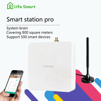 2017 Lifesmart Smart Station Center Core Of Home 433MHz Wireless WIFI Remote Via IOS Android App