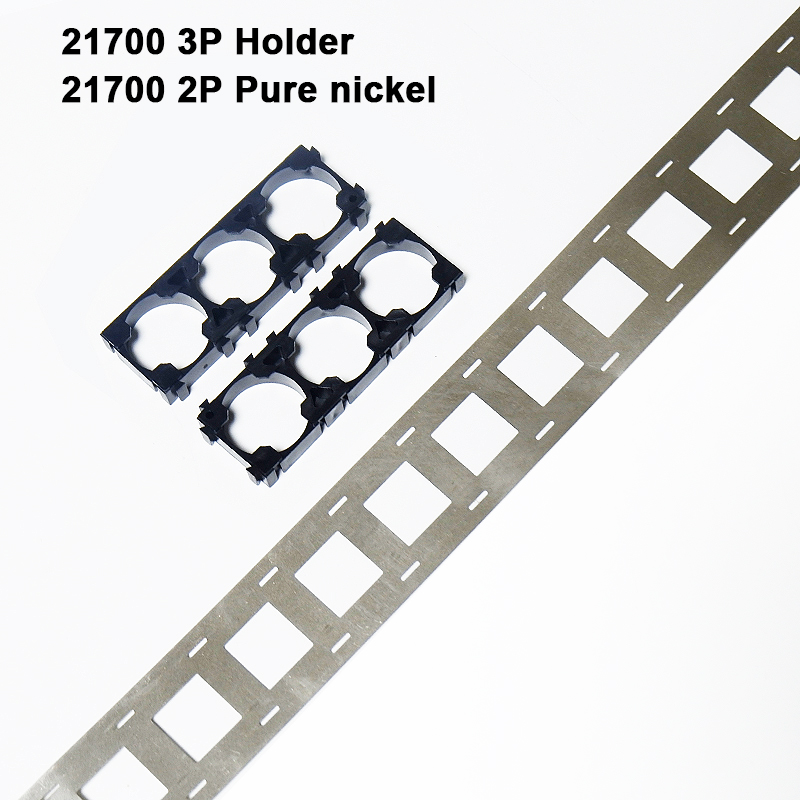 21700 3P holder and pure nickel for 21700 battery pack 21700 lithium ion battery holder pure