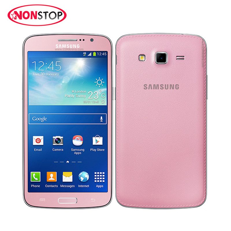 Samsung Galaxy Grand 2 Original 8gb GSM/WCDMA/LTE Bluetooth Quad Core 8mp Refurbished
