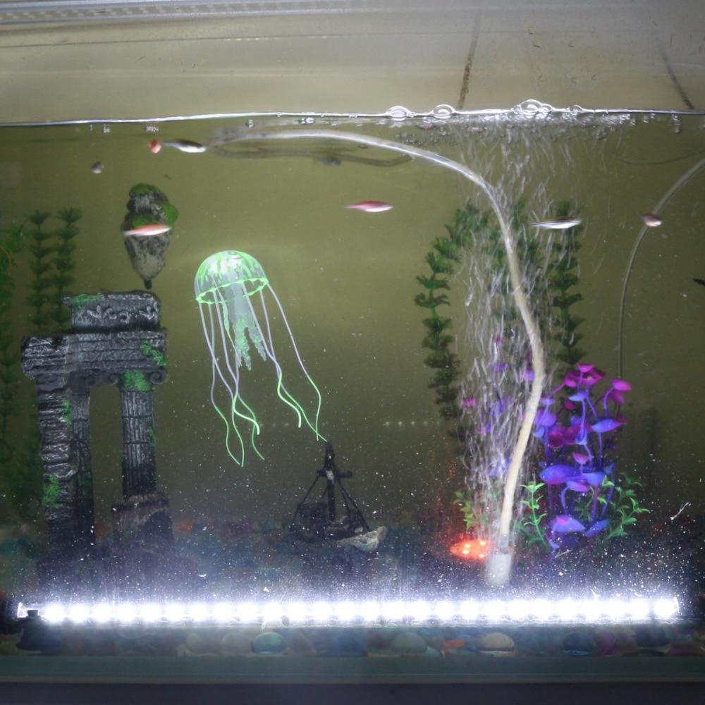 UK Plug Aquarium Fish Tank Light Bar Lamp Submersible Waterproof - Ապրանքներ կենդանիների համար - Լուսանկար 6