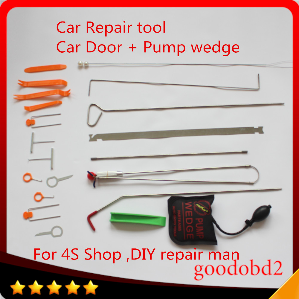 20p/set PDR HOOKS Auto Car Door Radio Panel Interior Door Clip Panel Pry Tool Trim Removal Opening Tool DIY Repair man for VW 12pcs set car auto disassembled pry kit stereo refit interior panel molding clip auto removal tool