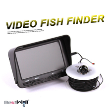 720P 1000TVL ICE Underwater Camera Fishing Finder Video Fish Finder 4.3 inch LCD Monitor 30m Cable Night Vision Visual Camera