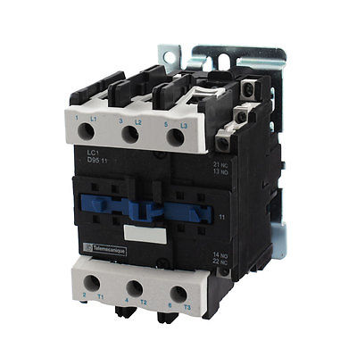 LC1-D9511 AC220V Coil Voltage 3-Phase 6 Screw Terminals AC Power Contactor dhl ems 5 lots 1pc new for sch neider lc1e1801m5n lc1 e1801m5n ac220v contactor f2