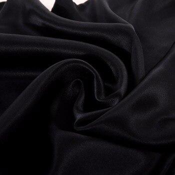 100% Silky Satin Hair Beauty Pillowcase, Standard/Queen 1PC 1