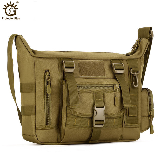 14 Inch Laptop Waist Pack Ultra-light Tactics Men Messenger Bags Military Crossbody  Bag Casual 0c73f80301